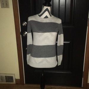Striped old navy sweater